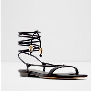 ALDO X Rocky Barnes Cruz Sandals